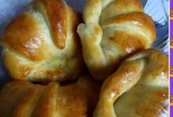 Recipe Stuffed chicken croissants Delicious