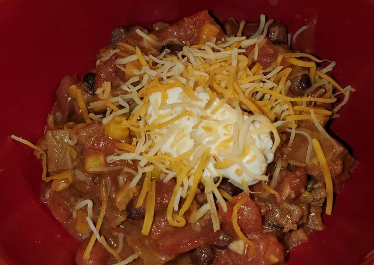 Lauren's Taco Soup