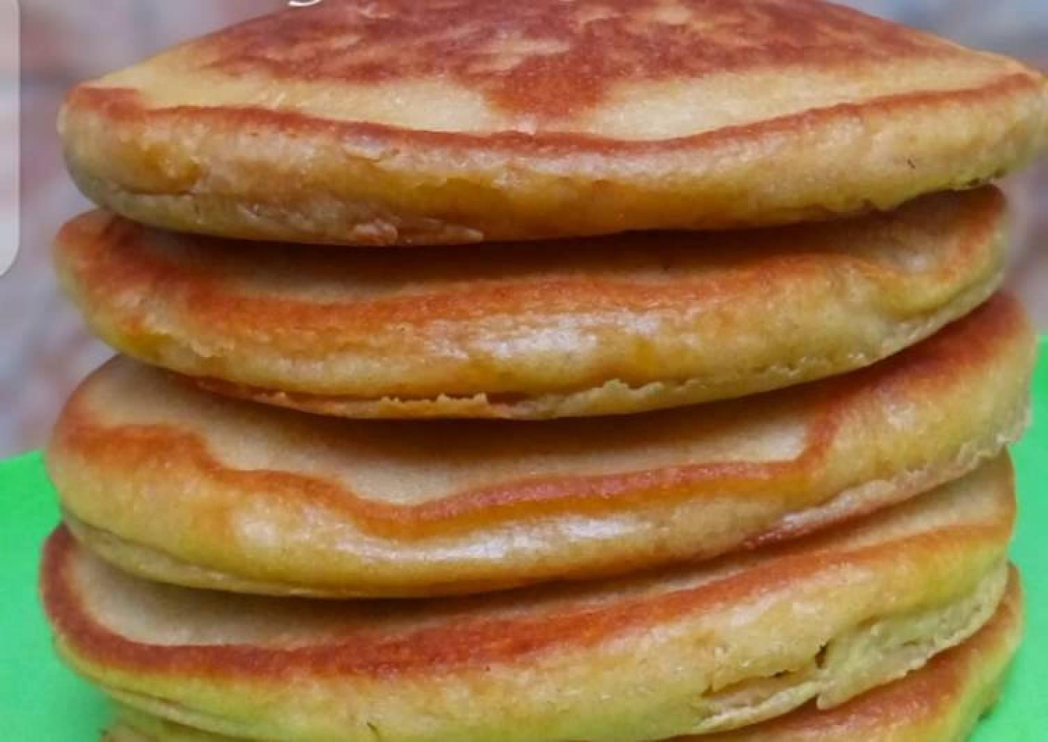 Brown sugar pancake