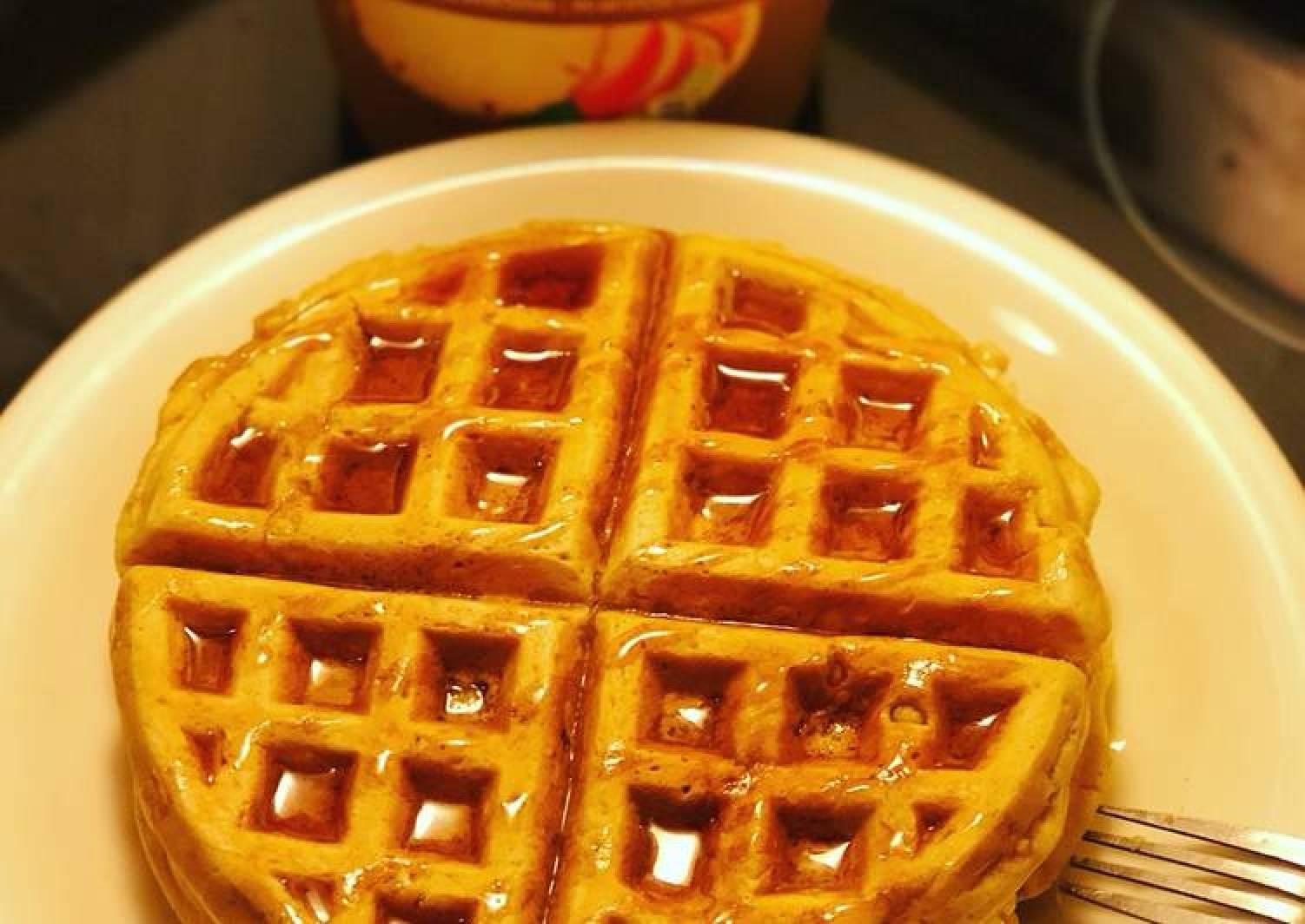 Easy Belgian Waffle Recipe