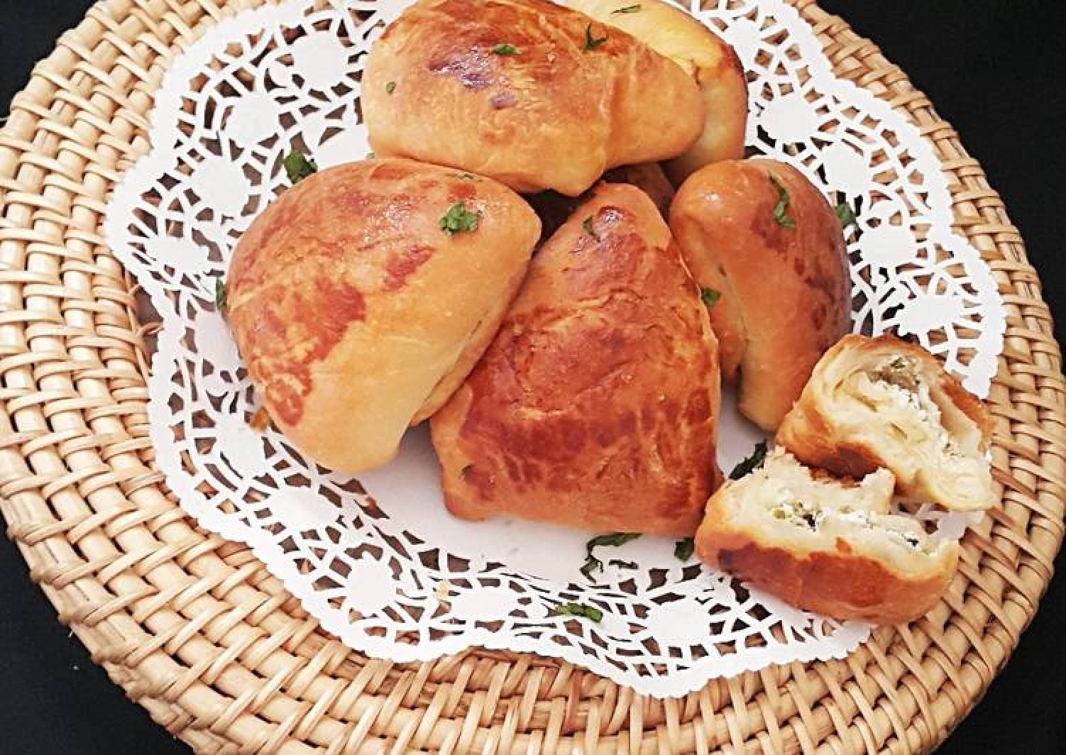 Turkish Feta Cheese Parcels