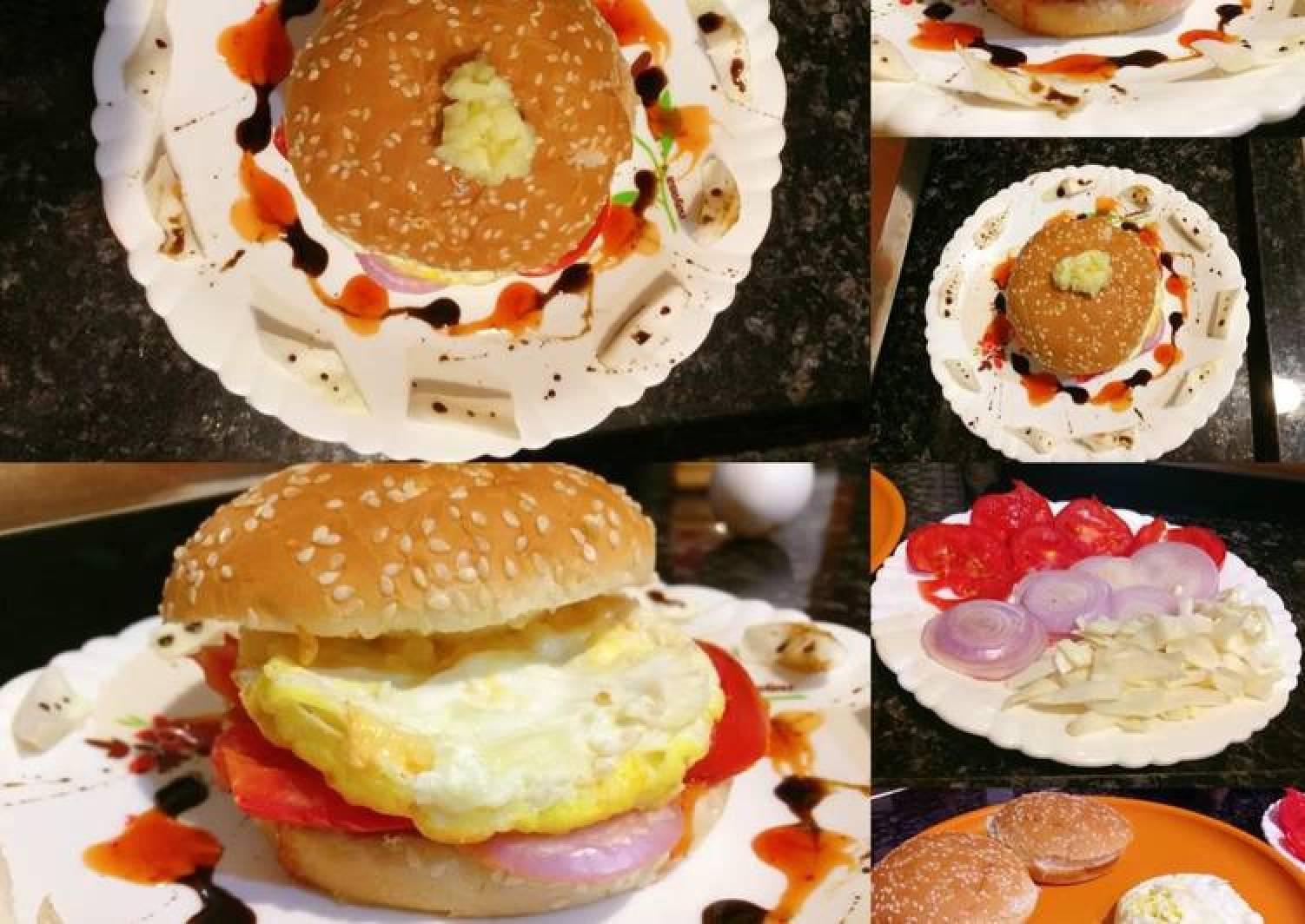 Swedeshi McEgg Burger