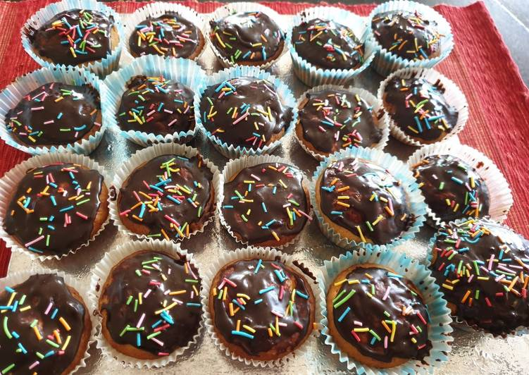 Recipe of Favorite Cupcakes#themechallenge