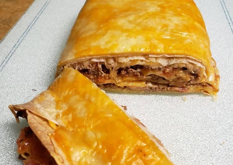 Taco roll