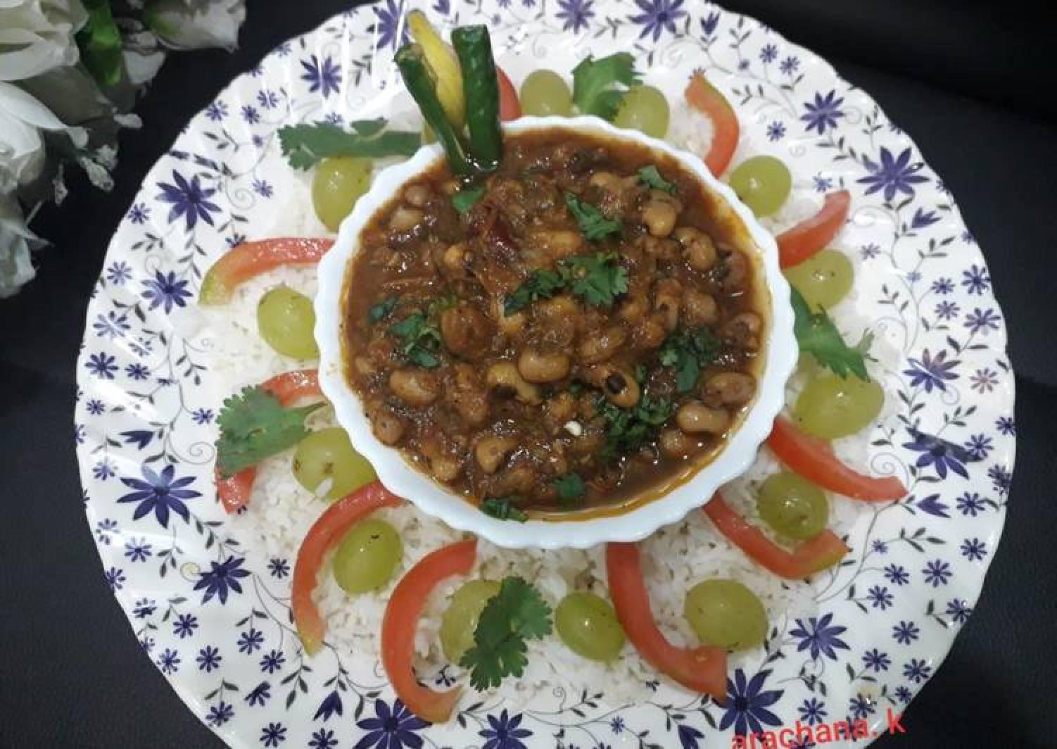 Soyabean ki hot spicy dal