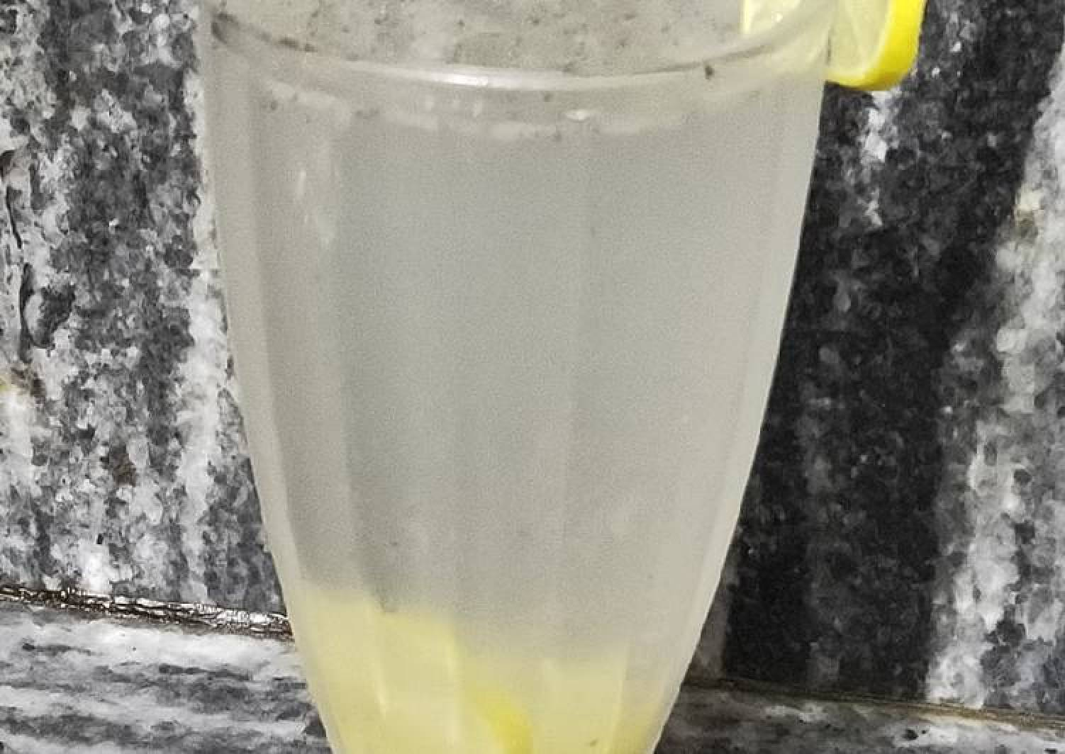 My style fresh lime soda
