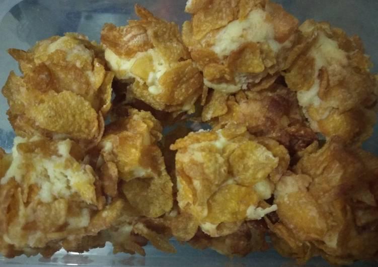 Eggles cornflake cookies