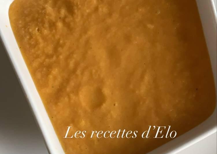Soupe de carotte au Thermomix