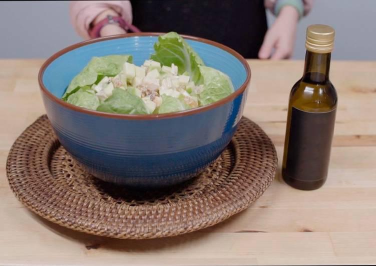 Steps to Prepare Speedy Waldorf Salad