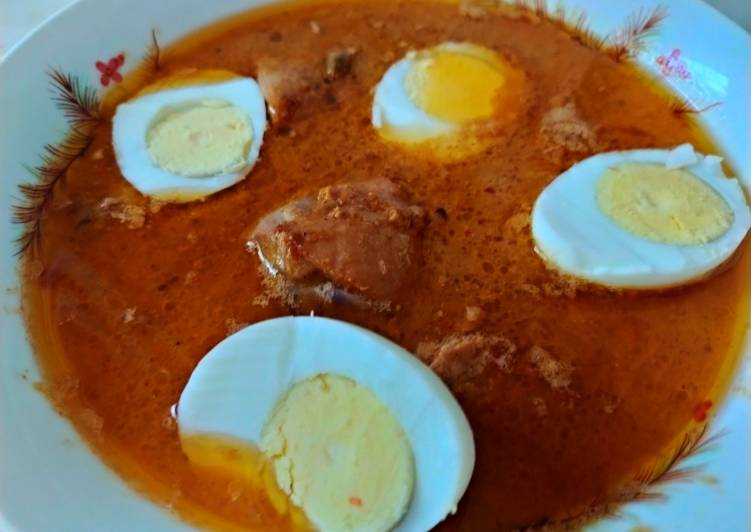 Chicken and egg salan /how to make chicken with egg curry