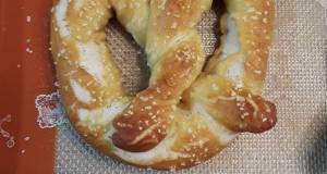 Homemade Soft Baked Pretzels
