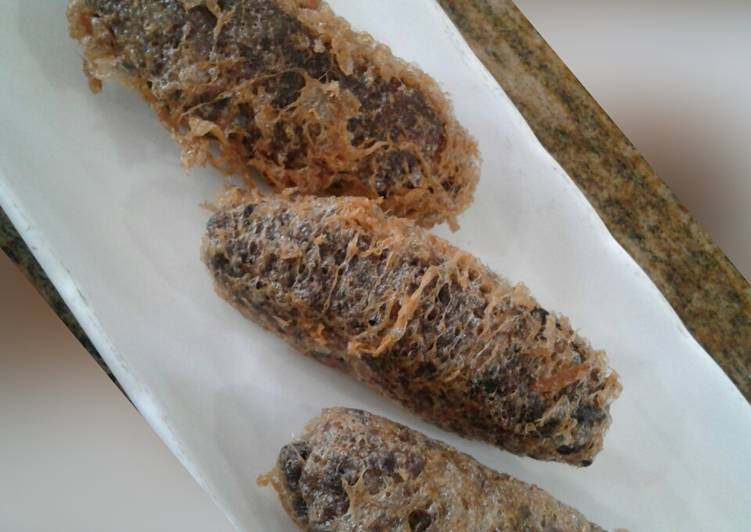 Whosayna's Recipe of Khalid Restaurant Style Kebabs