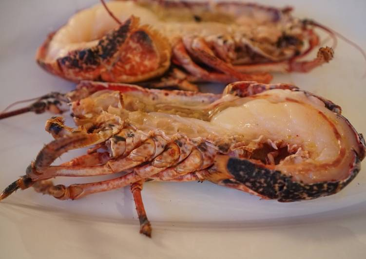 Step-by-Step Guide to Prepare Perfect Lobster, grilled