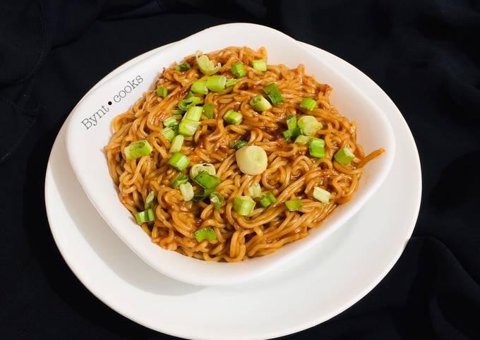 Recipe of Favorite Saucy Noodles