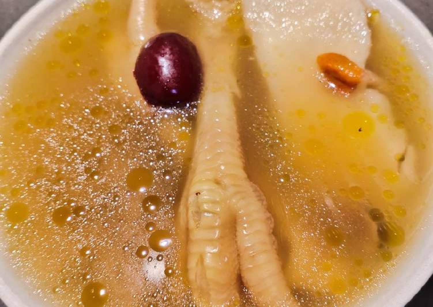 Recipe Of Favorite Chicken Feet Soup The Cooking Area