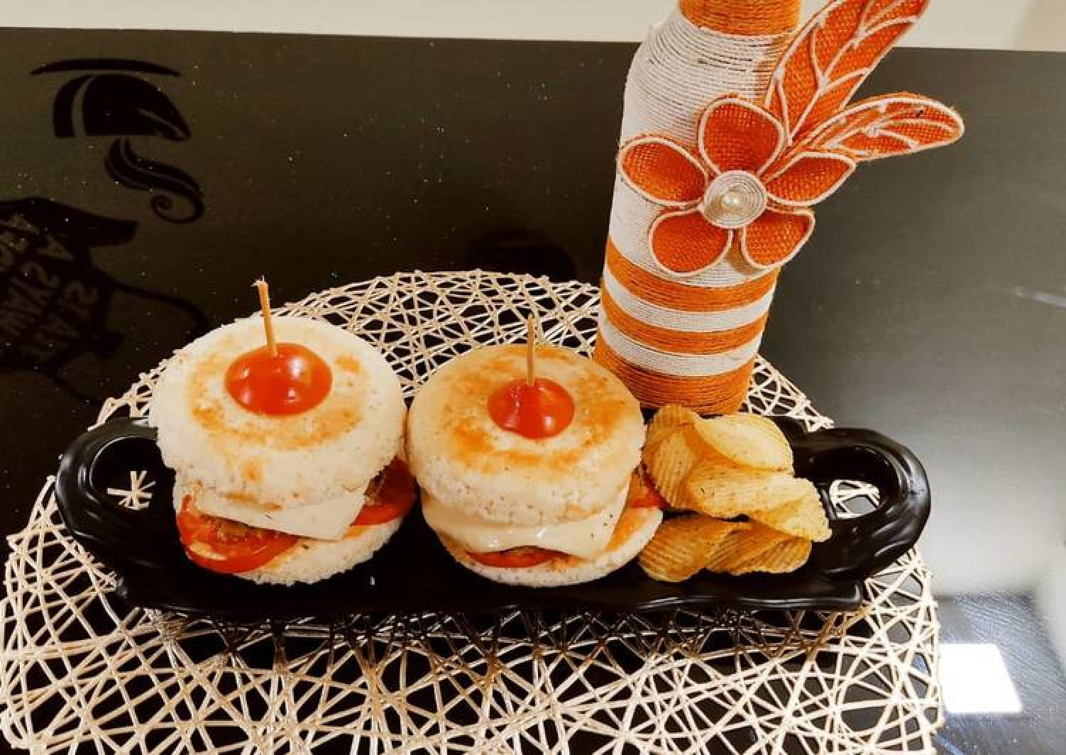 Recipe Of Any Night Of The Week Yummy Burger Without Bread Foodimentary Today In Food History