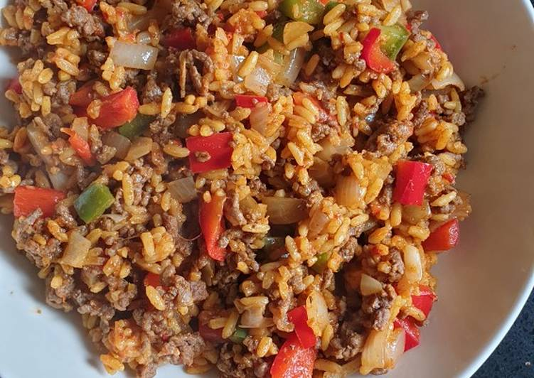 Mexican Mince (My Version)
