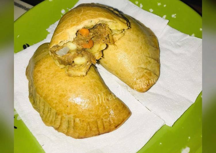 Baked meat pie, Discover The Reality About Superfoods