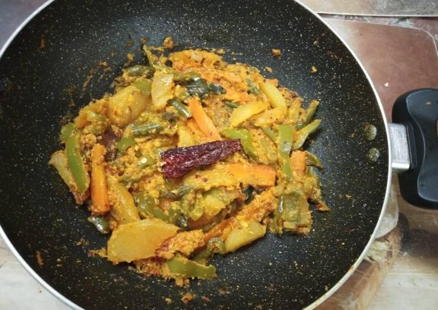 Veg Kadai Recipe