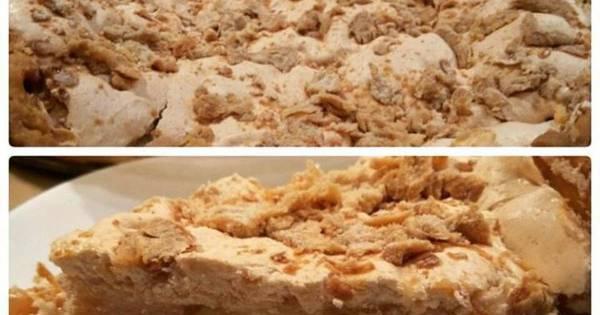 Яблочный пирог с безе - пошаговый рецепт с фото. Автор ...