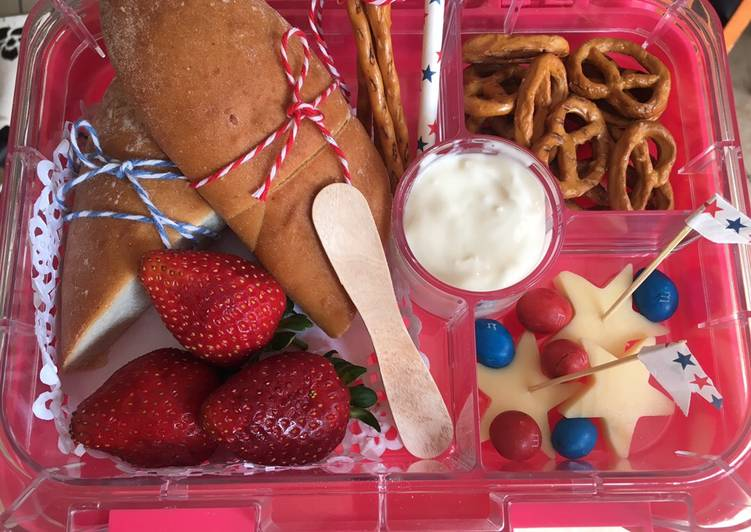 Steps to Make Favorite How to make a French style lunch box Oui Oui!