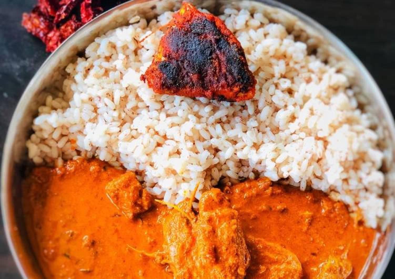 Mangalorean Pomfret Fish Curry