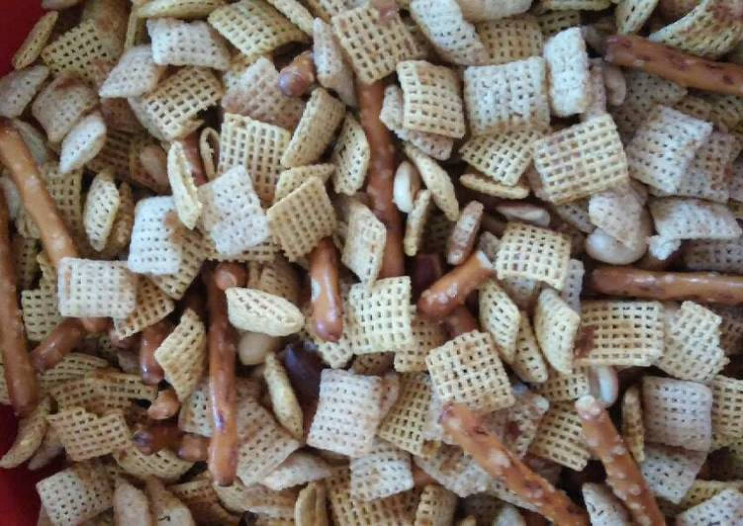 Chex Mix the gluten free version