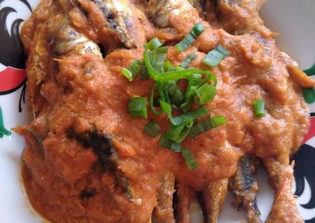 Sarden homemade enak dan sehat