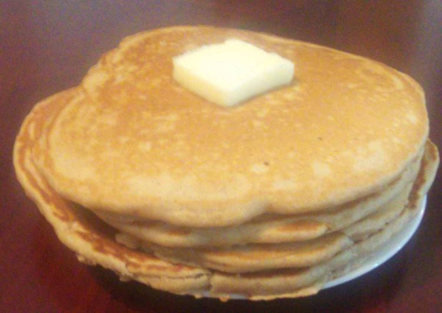 Snicker Doodle Pancakes