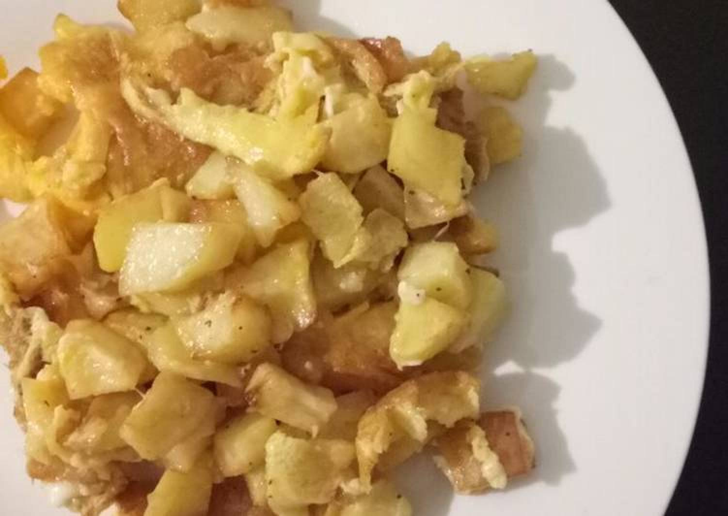 Potato and Eggs Lebanese Style (Batata wa Bayd) *Vegetarian