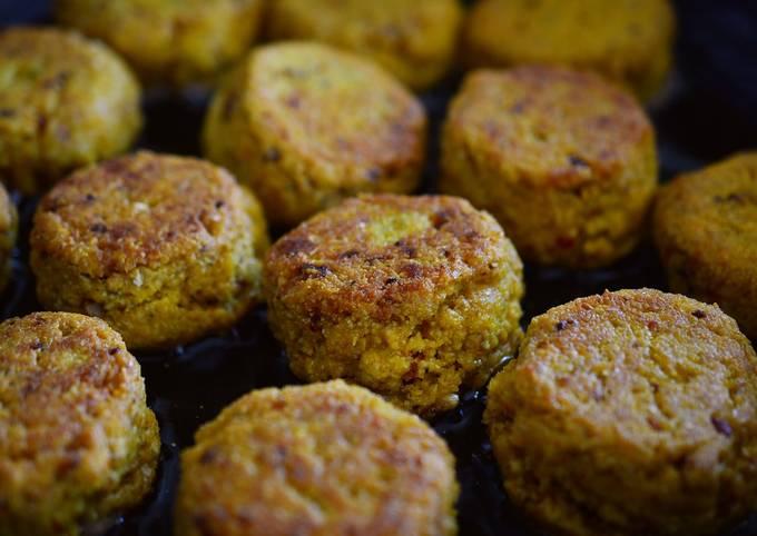 Der einfache Weg Um Gordon Ramsay Falafel (vegan) zu machen