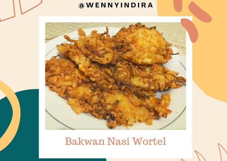 [51] Bakwan Nasi Wortel