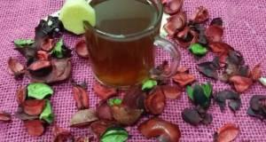 Black Tea with Ginger