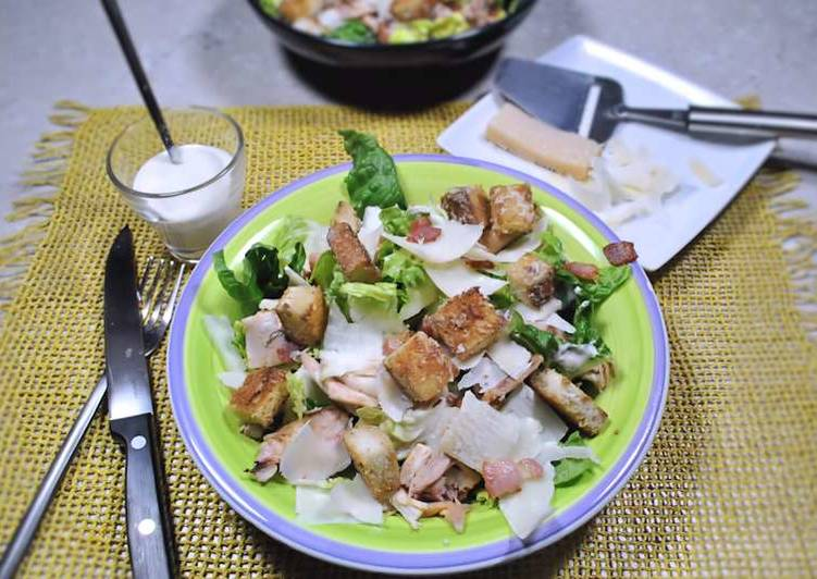 Step-by-Step Guide to Make Ultimate Classic Caesar salad