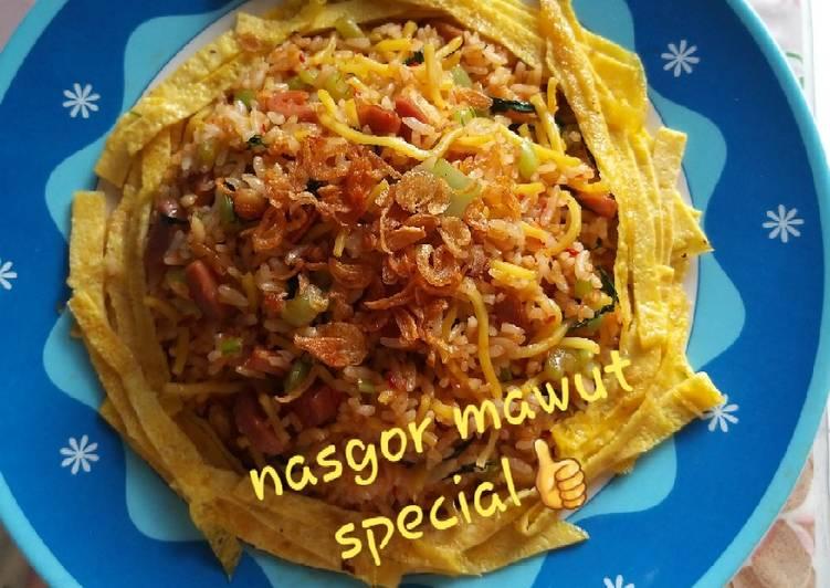 Nasgor mawut special