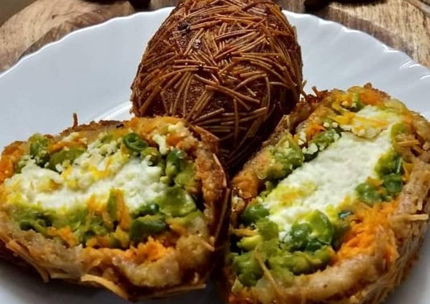 Potato Fusion Surprise