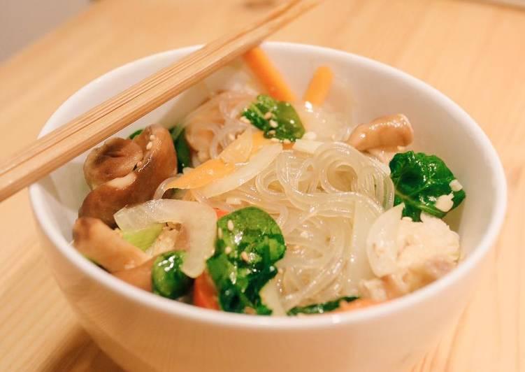 Korean Glass Noodles