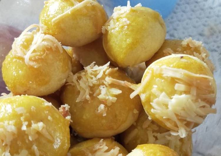 Nastar crunchy dan lembut