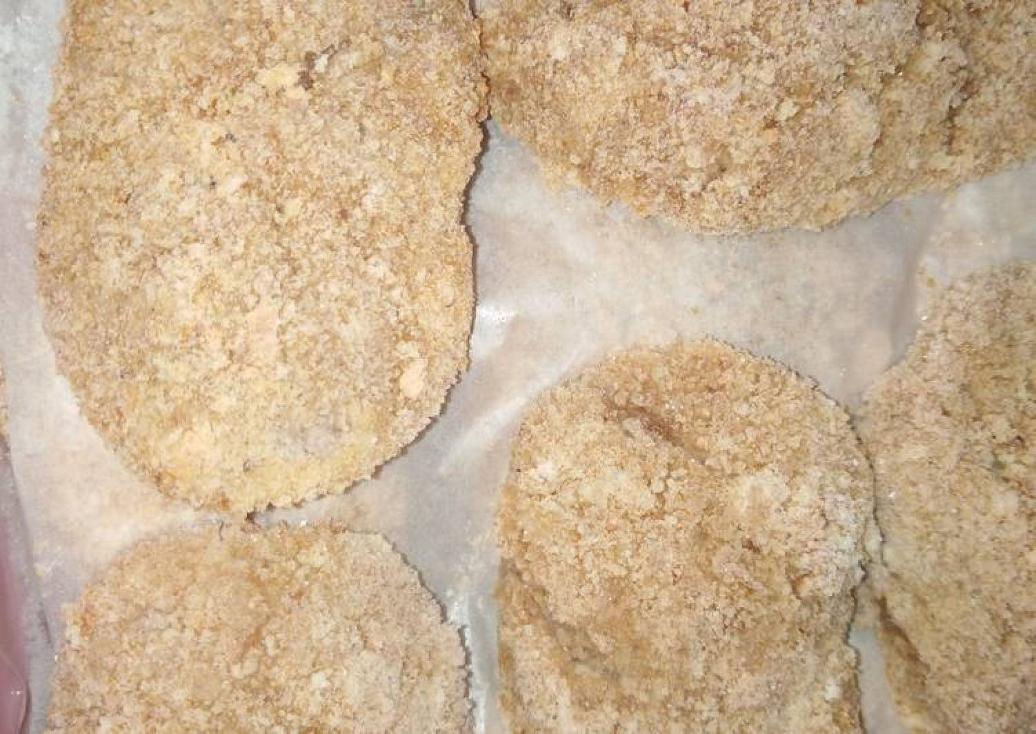 Chicken nuggets… Make and freeze
