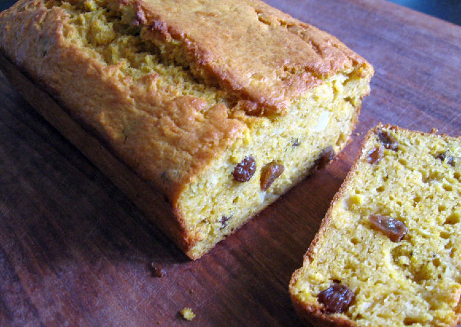 Apple & Carrot Bread