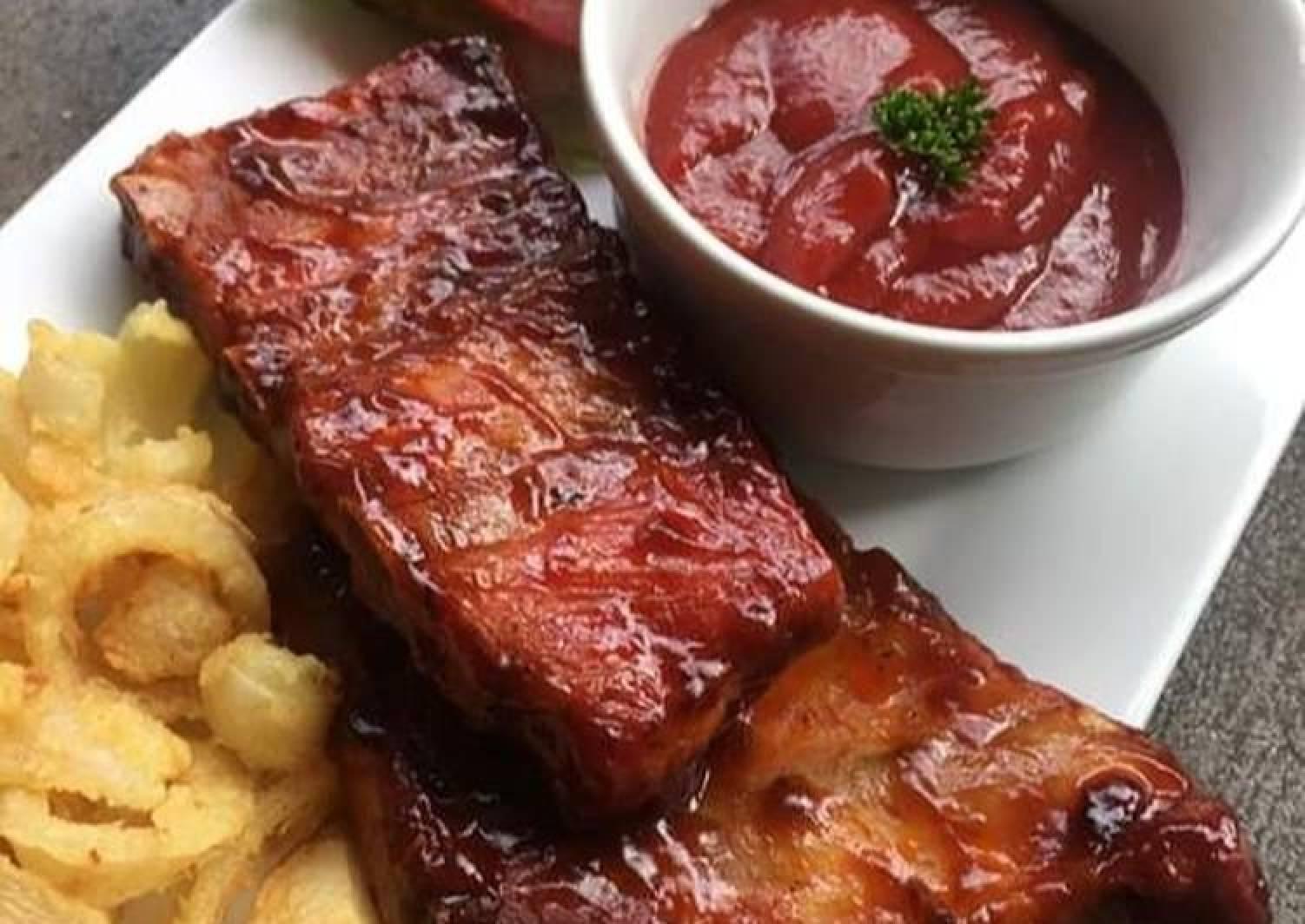 Pork Ribs - Braai