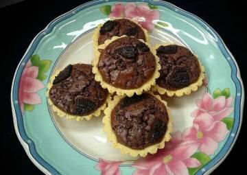 Resep Pie brownies Top