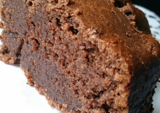 Der einfachste Weg Um Superschnelle Hausgemachte Kefir Kuchen mit Kakao zuzubereiten