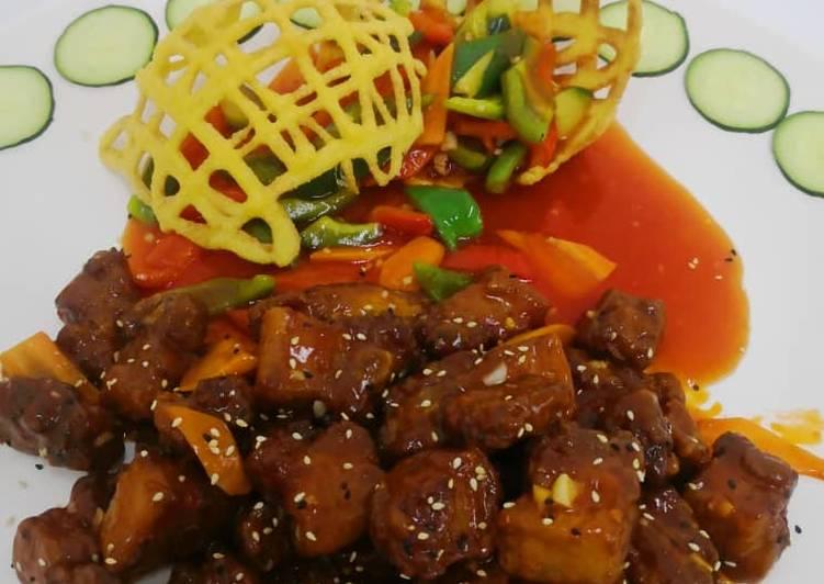 Sweet & Sour Pork 排骨王