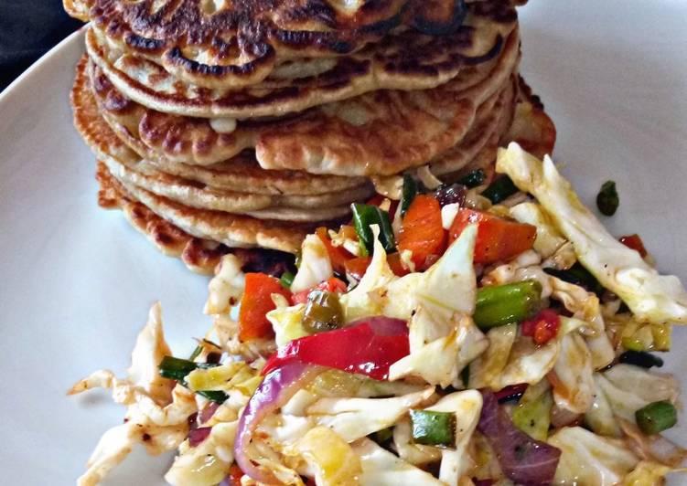 How to Prepare Homemade Pancake