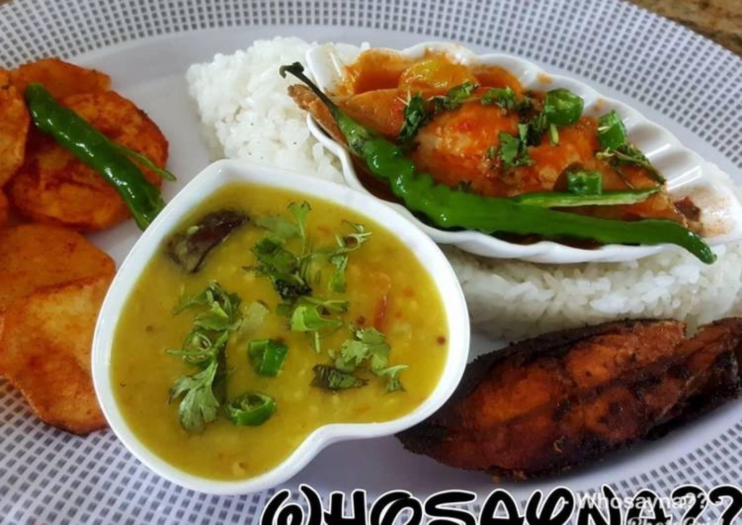 Whosayna's Fish Curry