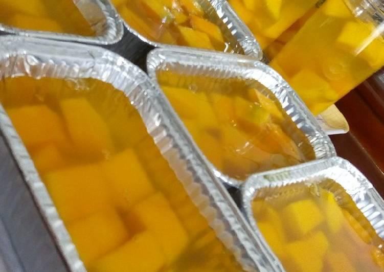 Pudding Nutrijel Mangga