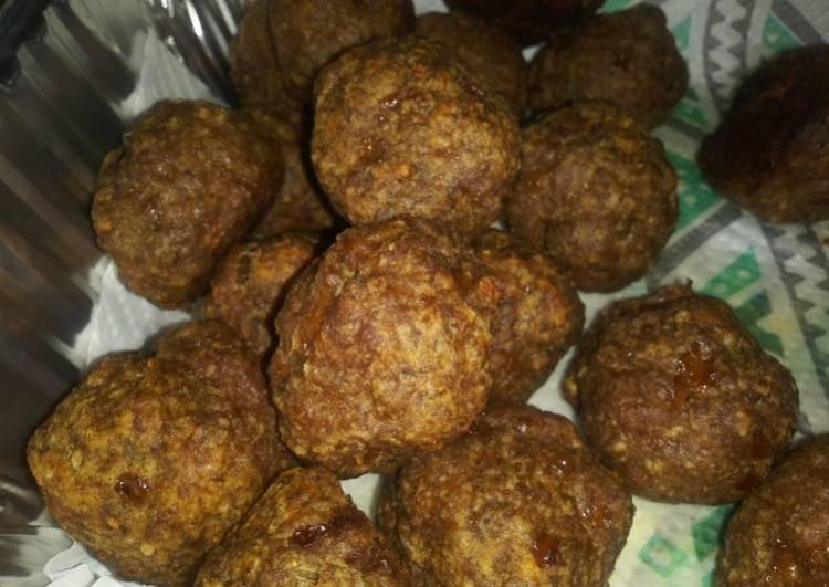 Beautifuldesign's Turkey Meatballs