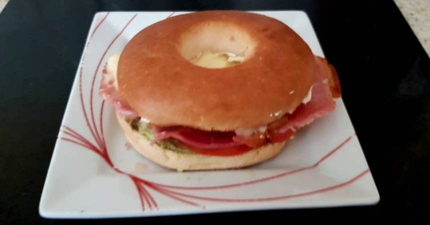 How to Prepare Delicious My Tasty Bagel Lunch