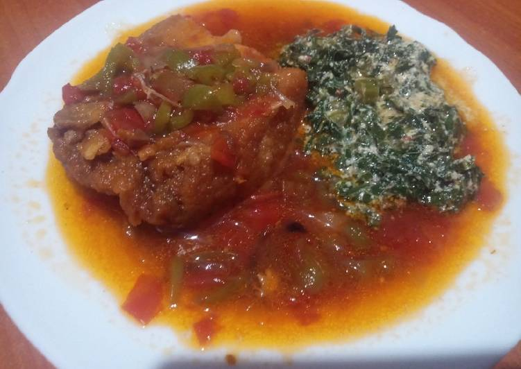 Easiest Way to Make Ultimate Stewed Nile Perch